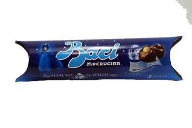 Chocolate Bacci Tubo