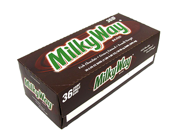 Milky way 36 Unids